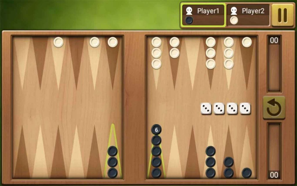 Casino Uk Game – Backgammon